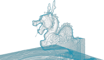 Wan Fou Sin Temple – Dragon